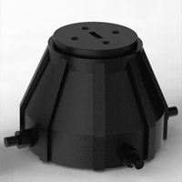 Телекоммуникационный канализационный колодец ККТ-1